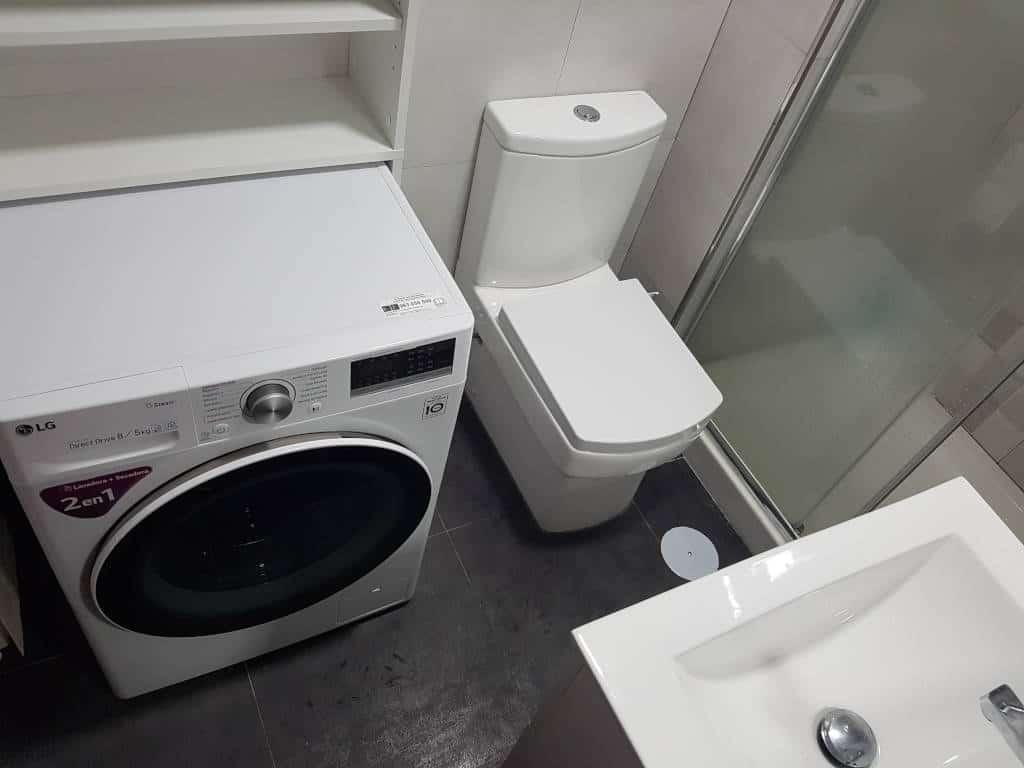 reforma de baño por poco dinero